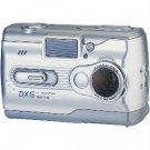 "DXG 5.1 MegaPixel Compact Camera with 1.5"""" LCD"