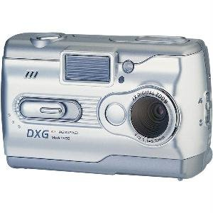 """DXG 5.1 MegaPixel Compact Camera with 1.5"""""""" LCD"""