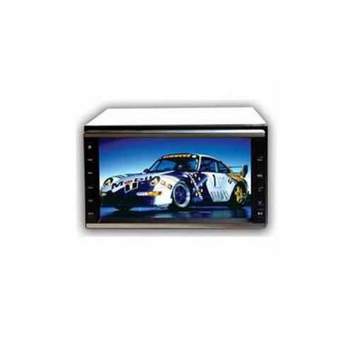 6.5 inch Color LCD In-dash Double-Floors Car Radio DVD/CD Player (SY-9028)