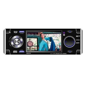 3.6 Inch wide TFT CAR DVD PLAYER 995