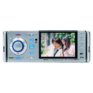 3.5 Inch wide TFT CAR DVD PLAYER 993
