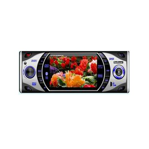 "3.6"" Color TFT Indash Car DVD Player(SY-991)"