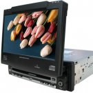 One Din CAR IN-DASH DVD PLAYER WITH TOUCH PANEL 3086