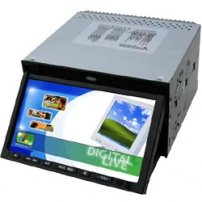 Double DIN CAR DVD PLAYER 700