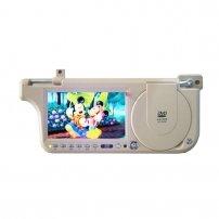 7 inch Widescreen Sun Visor Car DVD Player(SY-704T)