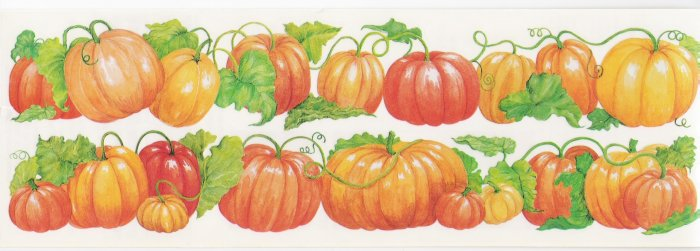 Pumpkin Patch Stickers