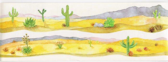 Desert Stickers