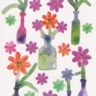 Flower with vases