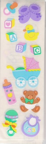 Carriage and Toys