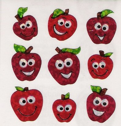 Smiling Apples