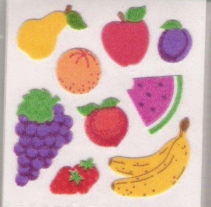 Fuzzy Fruit