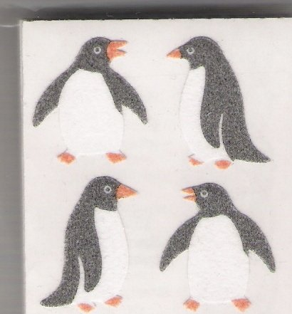 Fuzzy Penguins
