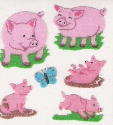 Fuzzy Pigs