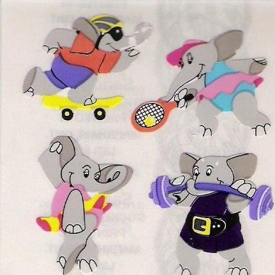 Sport Elephants