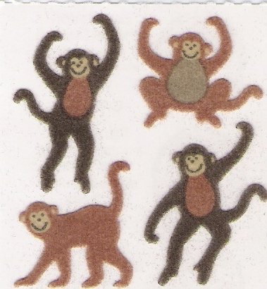 Fuzzy Monkeys