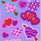 Maxi Purple Hearts