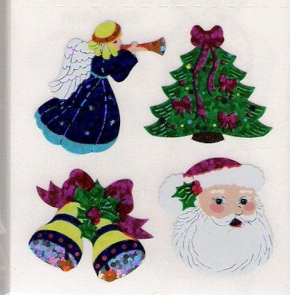 4 Christmas Items