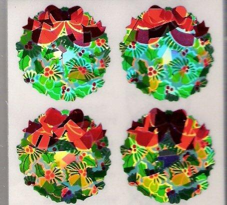 4 Wreaths