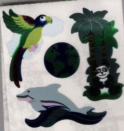 Tropical Animals