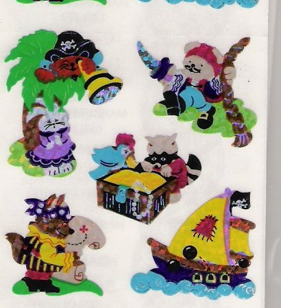 Pirate Animals