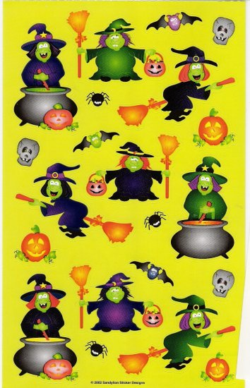 Maxi Halloween Witch