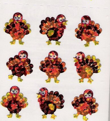 Mini Turkeys