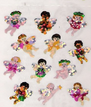 Mini Flower Angels
