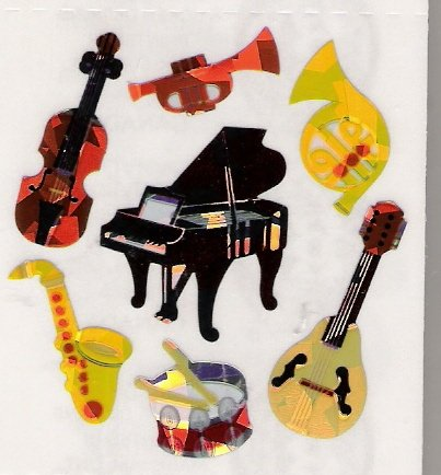 Piano and Musical Instruments