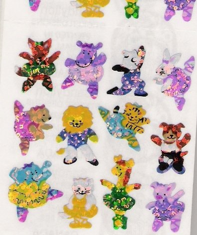 Mini Dancing Animals