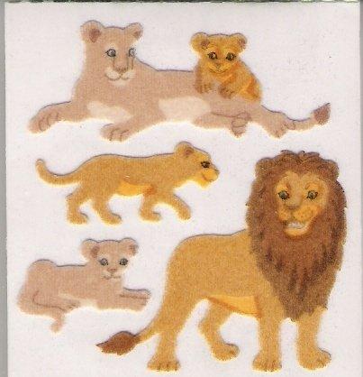 Fuzzy Lions