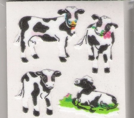 Fuzzy Cows