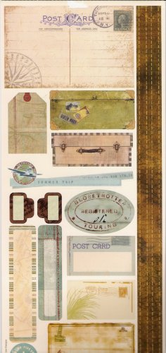Border Postcard