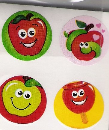 Scratch and Sniff Apples