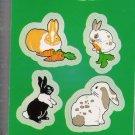 Green Rabbits