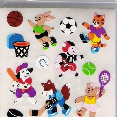 Mini Sport Animals