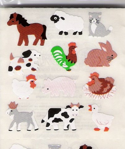 Mini Farm Animals2