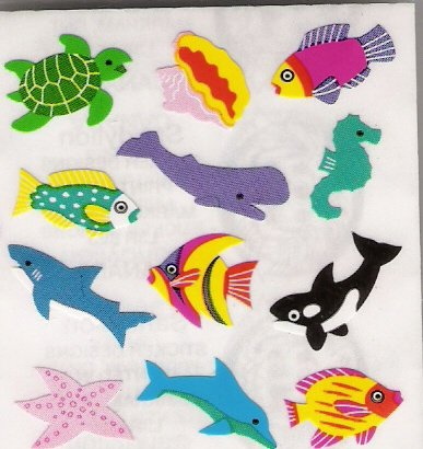 Mini Sea Animals