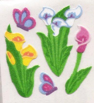 Fuzzy Tulips