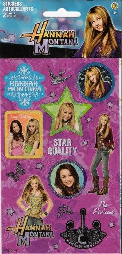 Hannah Montana Stickers