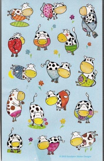 Maxi Happy Cows