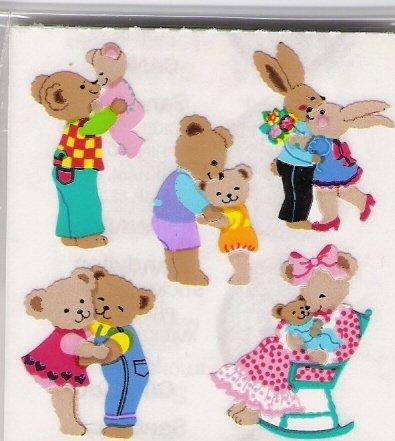 Hugging Bears