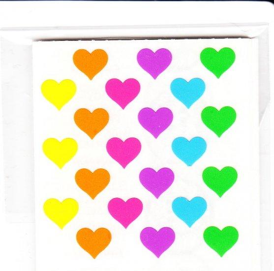 Mini Flat Hearts