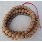 14mm Bodhi Seed Natural Tibetan Prayer Mala 108 Beads,NEPAL
