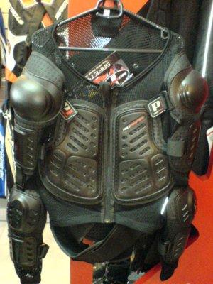 Pole Position Armor