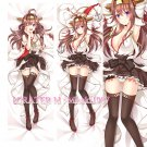 Kantai Collection KanColle Dakimakura Kongou Anime Hugging Body Pillow Case Cover