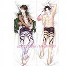 Attack On Titan Dakimakura Levi Anime Hugging Body Pillow Case Cover 04