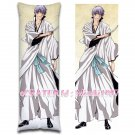 Bleach Dakimakura Gin Ichimaru Anime Hugging Body Pillow Case Cover 02