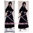 Bleach Dakimakura Rukia Kuchiki Anime Hugging Body Pillow Case Cover