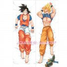 Dragon Ball Dakimakura Son Goku Kakarrot Anime Hugging Body Pillow Case Cover 02