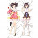 Koutetsujou no Kabaneri Dakimakura Mumei Anime Hugging Body Pillow Case Cover